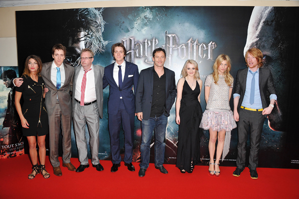 Harry potter cast then and now 2012
