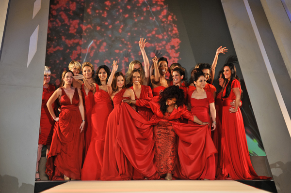 The Heart Truth Red Dress Collection 2012