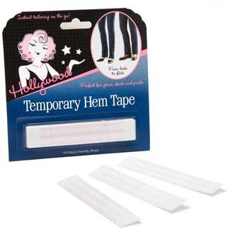 DIY hem tape
