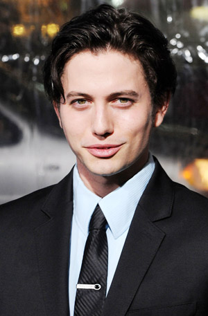 Jackson Rathbone is going to be a father