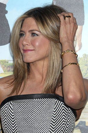 Jennifer Aniston talks nudity on Wanderlust set