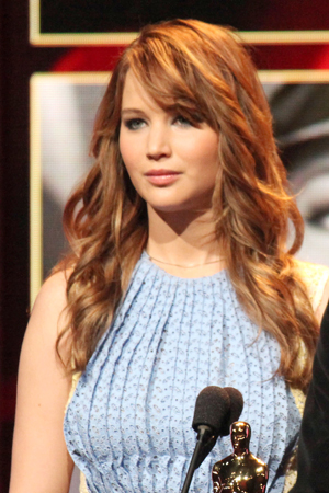 Jennifer Lawrence: cut out for fame?