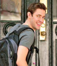 John Krasinski in Something Borrowed