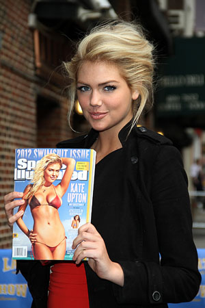 Kate Upton won't be a VS Angel