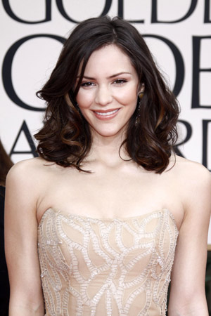 Katharine McPhee makes her Smash debut