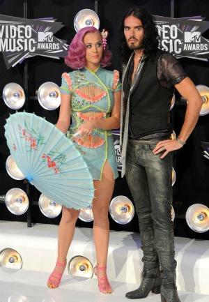 Katy Perry & Russell Brand: Finito