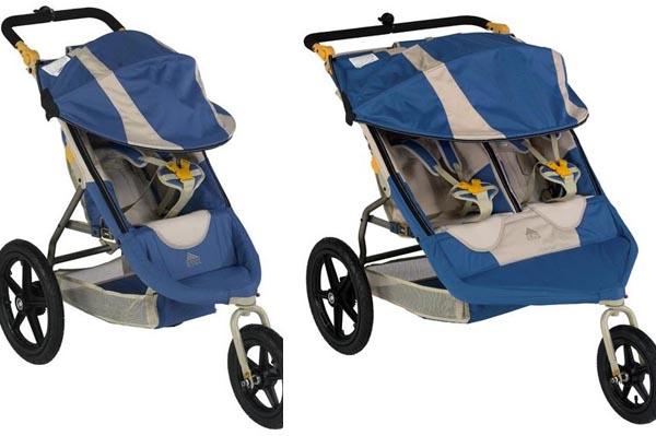 Kelty jogging stroller recall