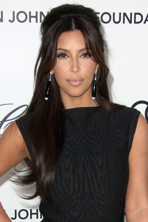 Kim Kardashian tweets bra picture