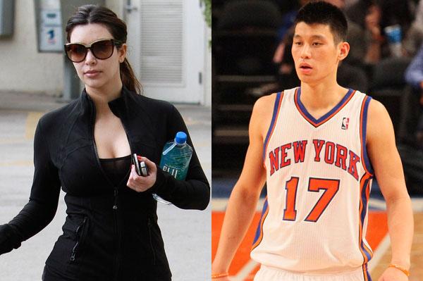 Is Jeremy Lin next for Kim Kardashian?