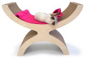 Kittypod couchette