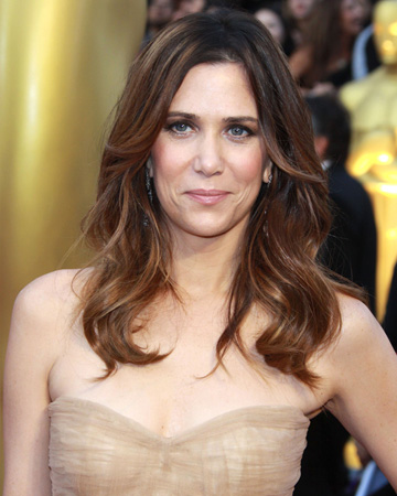 Kristen Wiig at 2012 Oscars