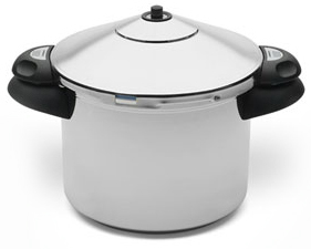 Kuhn Rikon Duromatic 6-Quart Pressure Cooker