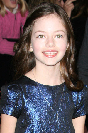 Mackenzie Foy goes to the small screen