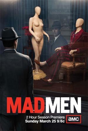 Mad Men Season 5 Poster