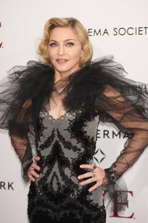 Madonna disses Lady Gaga again