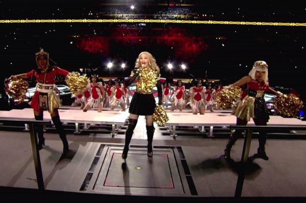 Madonna vs. M.I.A.