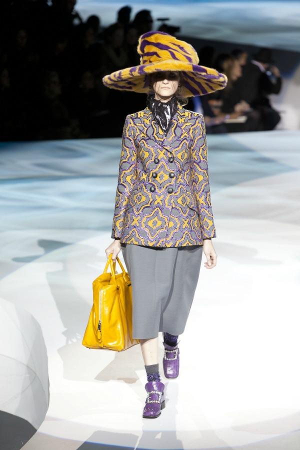 Marc Jacobs - Fall 2012 Fashion Week