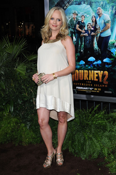 Pregnant Marley Shelton
