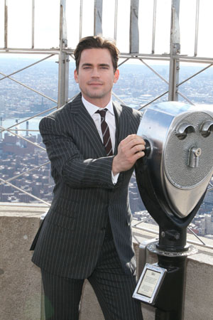 Matt Bomer admits he's gay