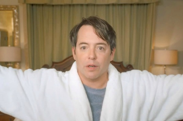 Matthew Broderick Super Bowl Commercial Funny