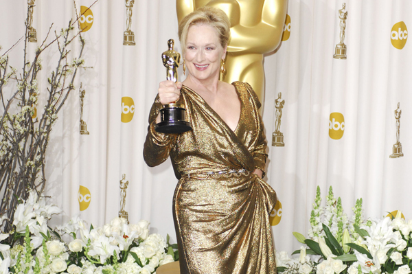 Meryl Streep wants Oscar nominations changed