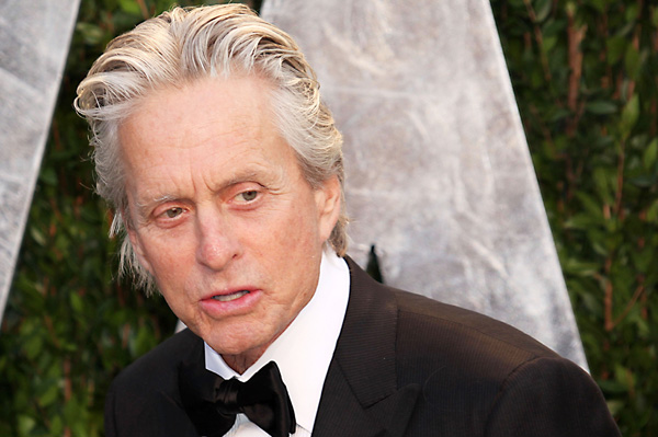 Michael Douglas teams with the FBI