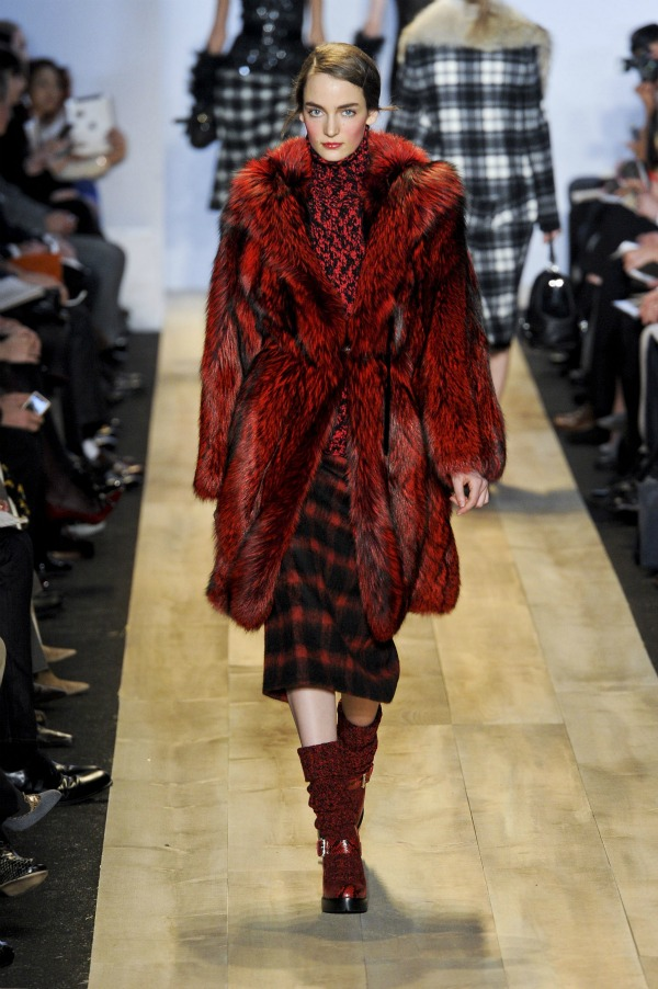 Michael Kors - Fall 2012 Fashion Week
