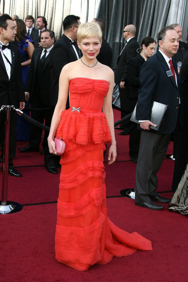 Michelle Williams - Oscars