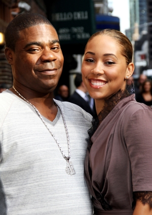 Tracy Morgan, Megan Wollover
