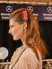 Hair at Richard Chai fall/winter 2012 show