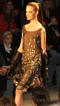 NY Fashion Week 2012 -- Reem Acra
