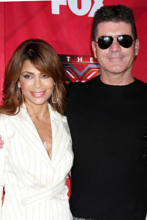 Paula Abdul and Simon Cowell hint at new project