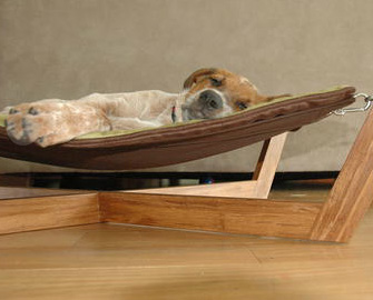 Pet hammock