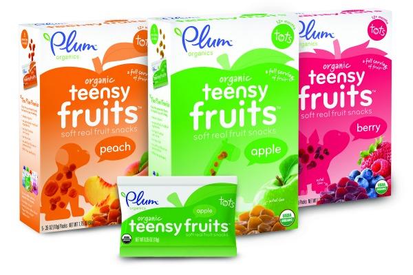 plum organic teensy fruits
