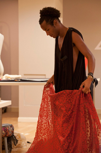 Scenes from Project Runway All Stars Episode 8 -- Jerell