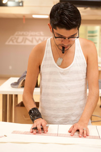 Scenes from Project Runway All Stars Episode 7 -- Mondo