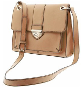 Our pick: Banana Republic Aria leather cross-body bag (bananarepublic.com, $120).