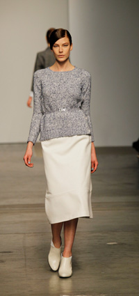 Rachel Commey -- New York Fashion Week 2012