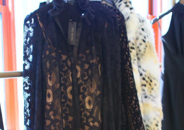 Rachel Zoe Fashion Collection: Lace blouse