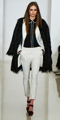 NY Fashion Week 2012 -- Rachel Zoe