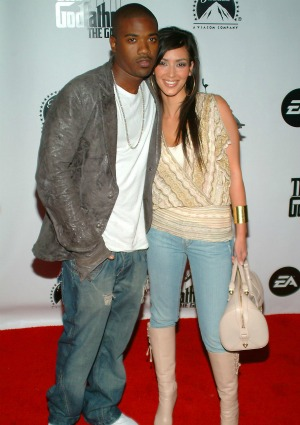 Kardashian Pics on Kim Kardashian Is A  Straight Freak  In Bed  Ray J