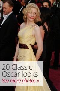 Classic Oscar looks