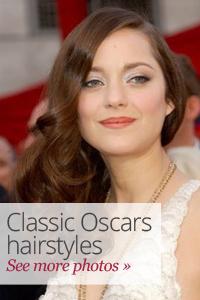 Classic Oscar hairstyles