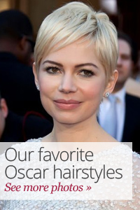 Classic Oscar hairstyles