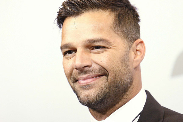 Ricky Martin returning to Glee