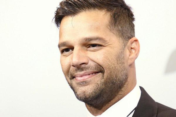 Ricky Martin returning to Glee