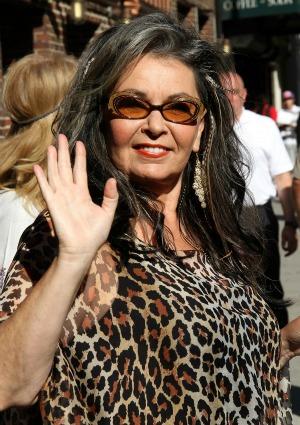 Roseanne Barr for president!