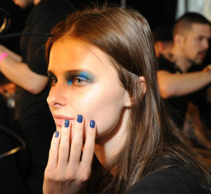 Prabal Gurung and Sally Hansen