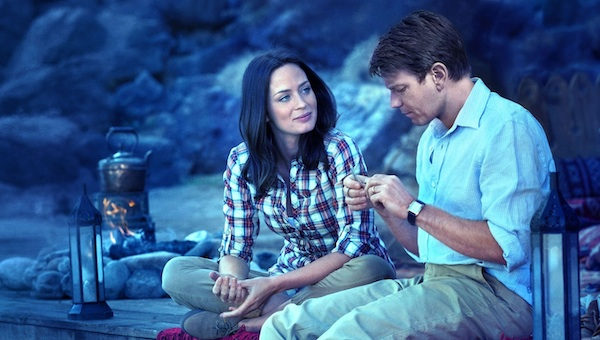 Salmon Fishing In the Yemen Emily Blunt