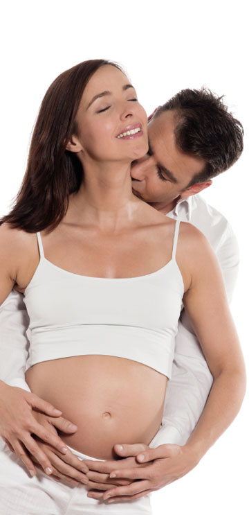 sex in pregnancy couple The naked truth: Best sex positions during pregnancy